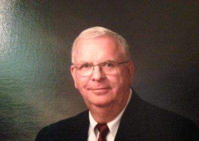 Rev. Allen Derrick